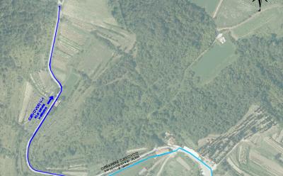 "Glavni projekt vodovodnog ogranka ""Sveta Lucija"""