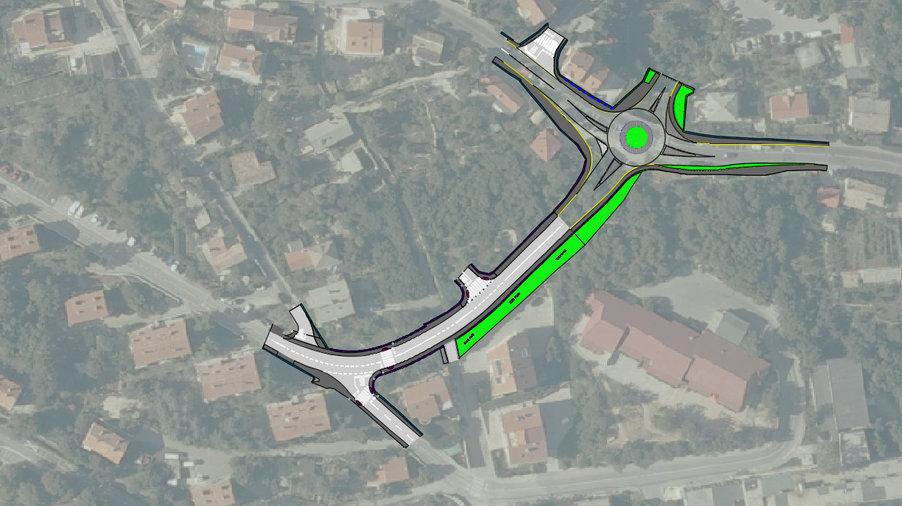 Izgradnja pristupne ceste na lokaciji zapadni Zamet u Rijeci